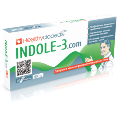 INDOLE-3 (ИНДОЛ-3) №30