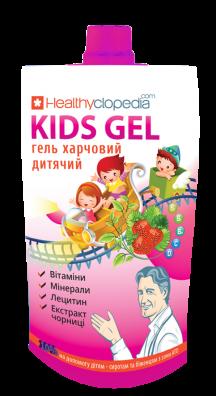 Гель пищевой Kids Gel