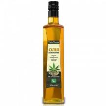 Конопляное масло, 0,5 л.