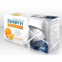 Тайфун Апельсин для похудения фиточай