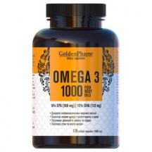 Омега-3 1000 мг капсули №120