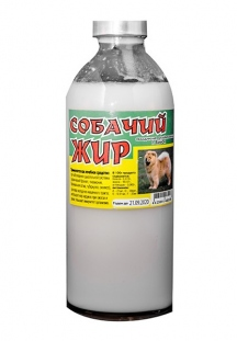 Собачий жир, Уралвитамины, 250 мл